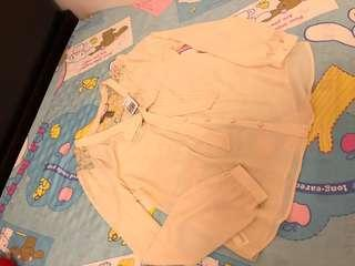 ❣️清櫃❣️ Forever 21 Elegant lace shirt