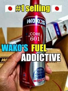 🚚 🇯🇵WAKO'S🇯🇵Core 601 (Japan #1 Best selling Fuel addictive)