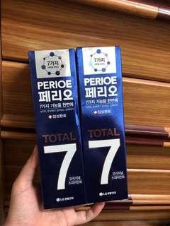 🚚 韓國購入美白牙膏