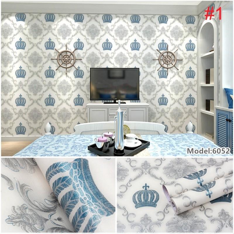 9 Designs Self Adhesive Wallpaper Toilet Living Room Bedroom Kitchen