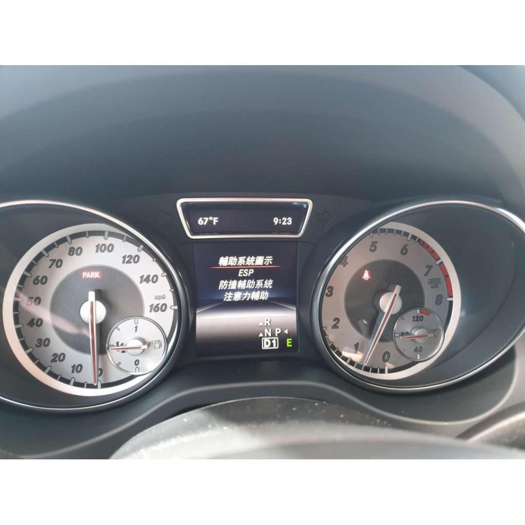 [出售]  2014年 BENZ  CLA250  AMG 小改款 新方向盤