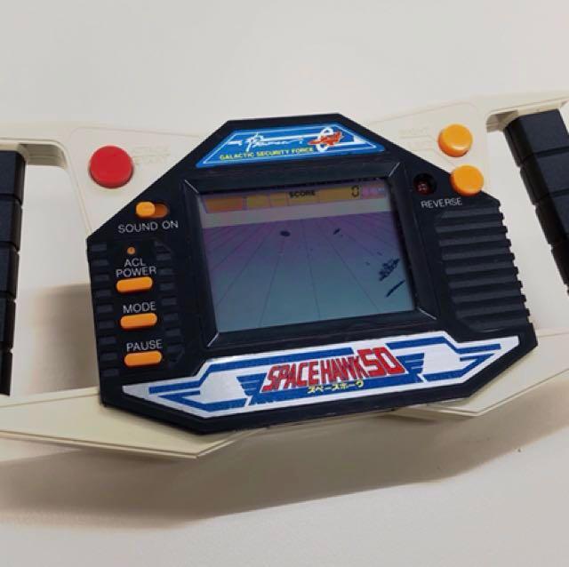 中古 飛機 遊戲機 bandai 1985