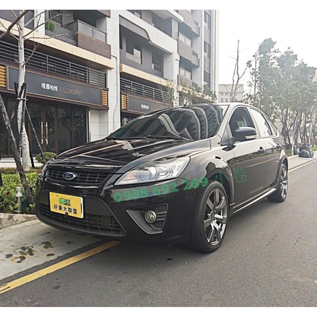 福特 FOCUS 2.0 TDCI 五門