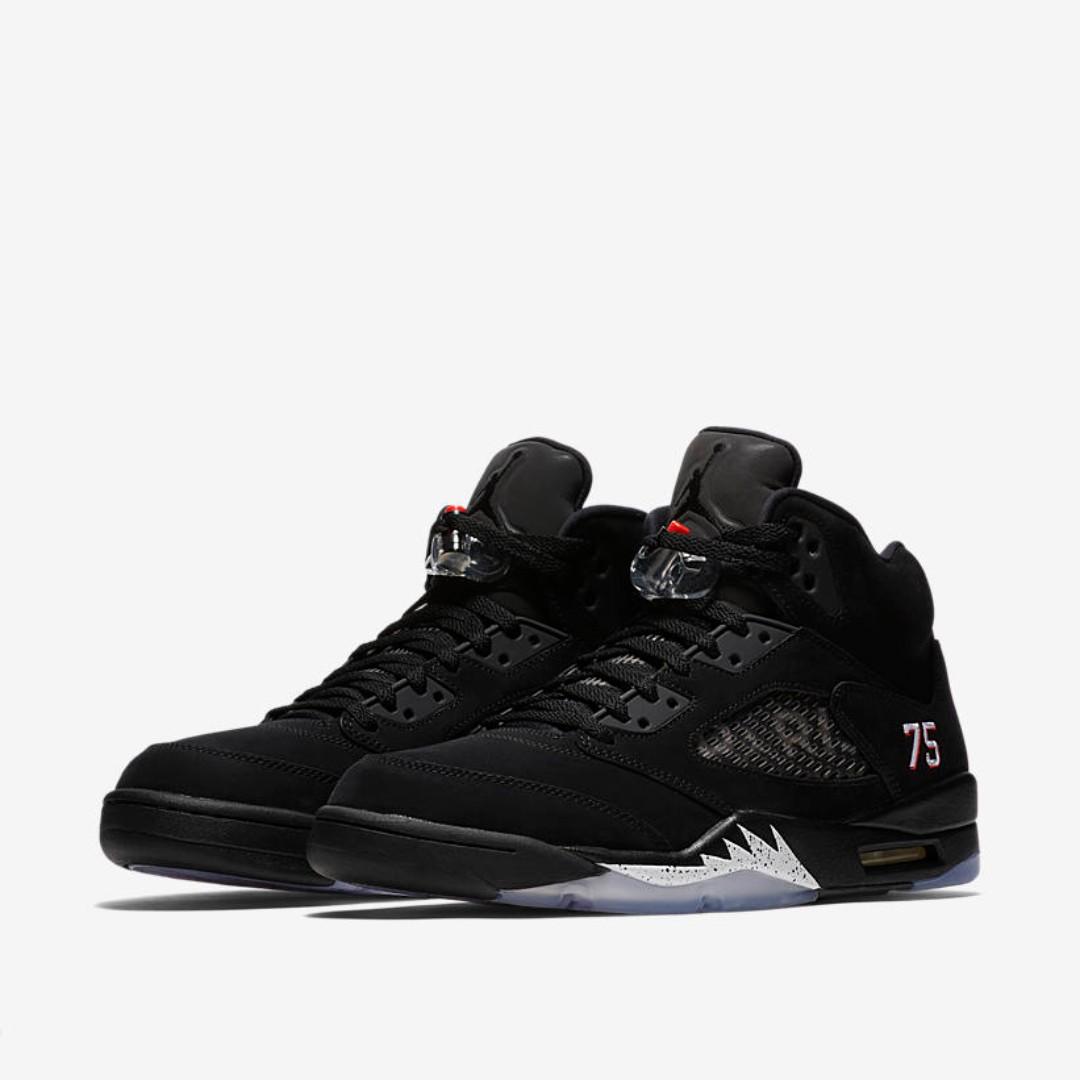 🔥 In Stock🔥 US10 5/12 Jordan 5 PSG