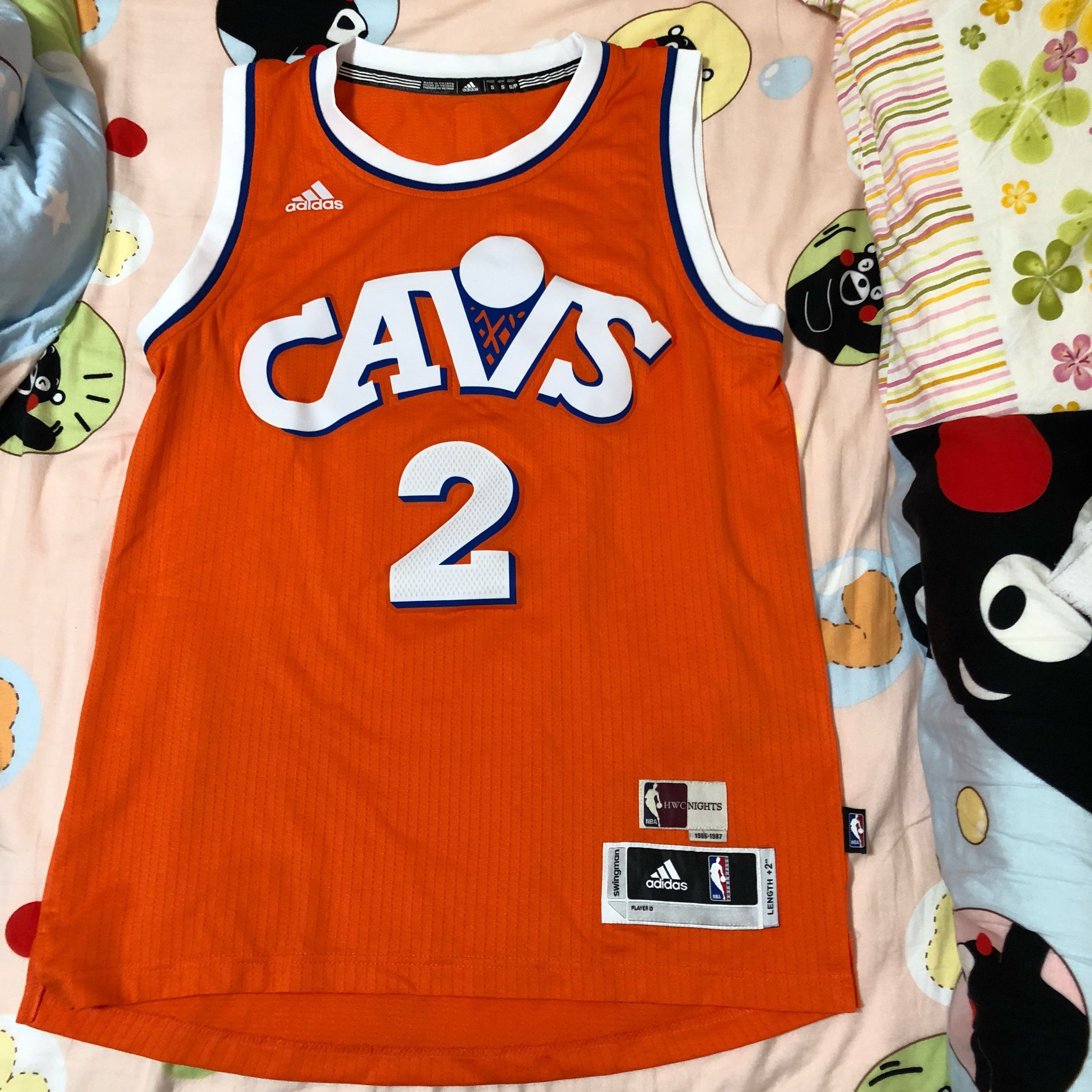 304fdc7c2f2 Adidas NBA 波衫/ 球衣Swingman Cavs classics jersey Kyrie Irving ...