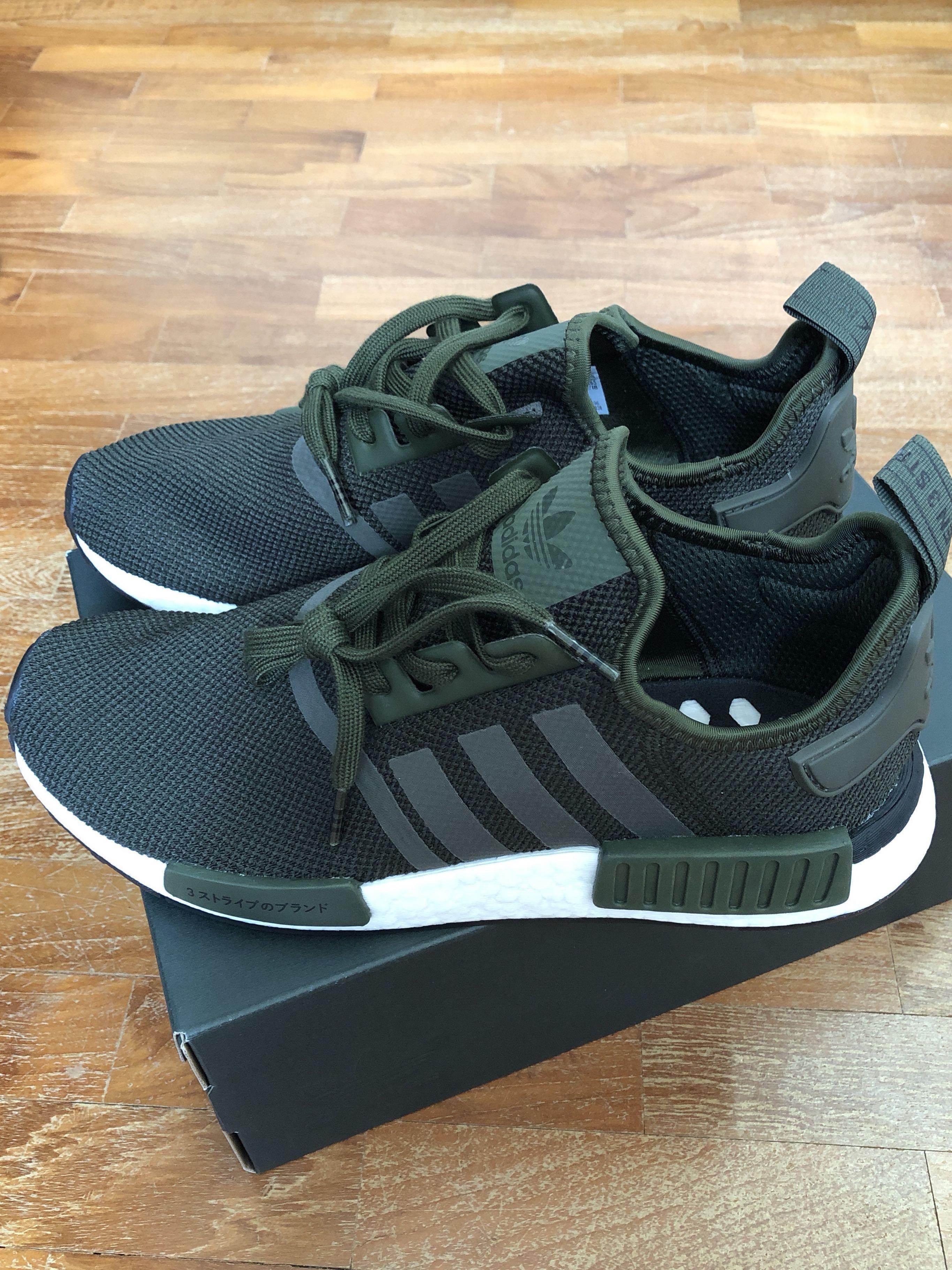 Adidas Nmd R1 Japan Edition Men S Fashion Footwear Sneakers