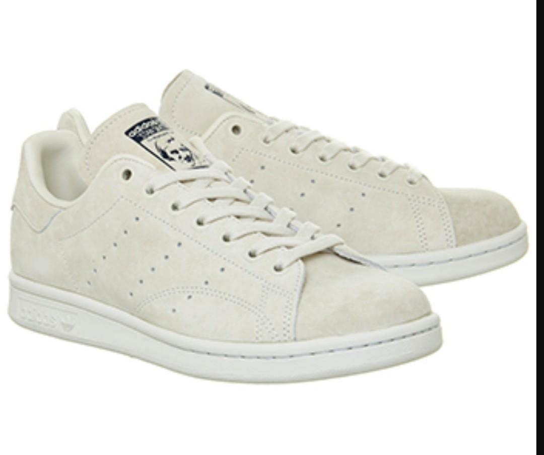 best service a3851 14b8d Adidas Stan Smith Pigskin Nubuck, Men's Fashion, Footwear ...