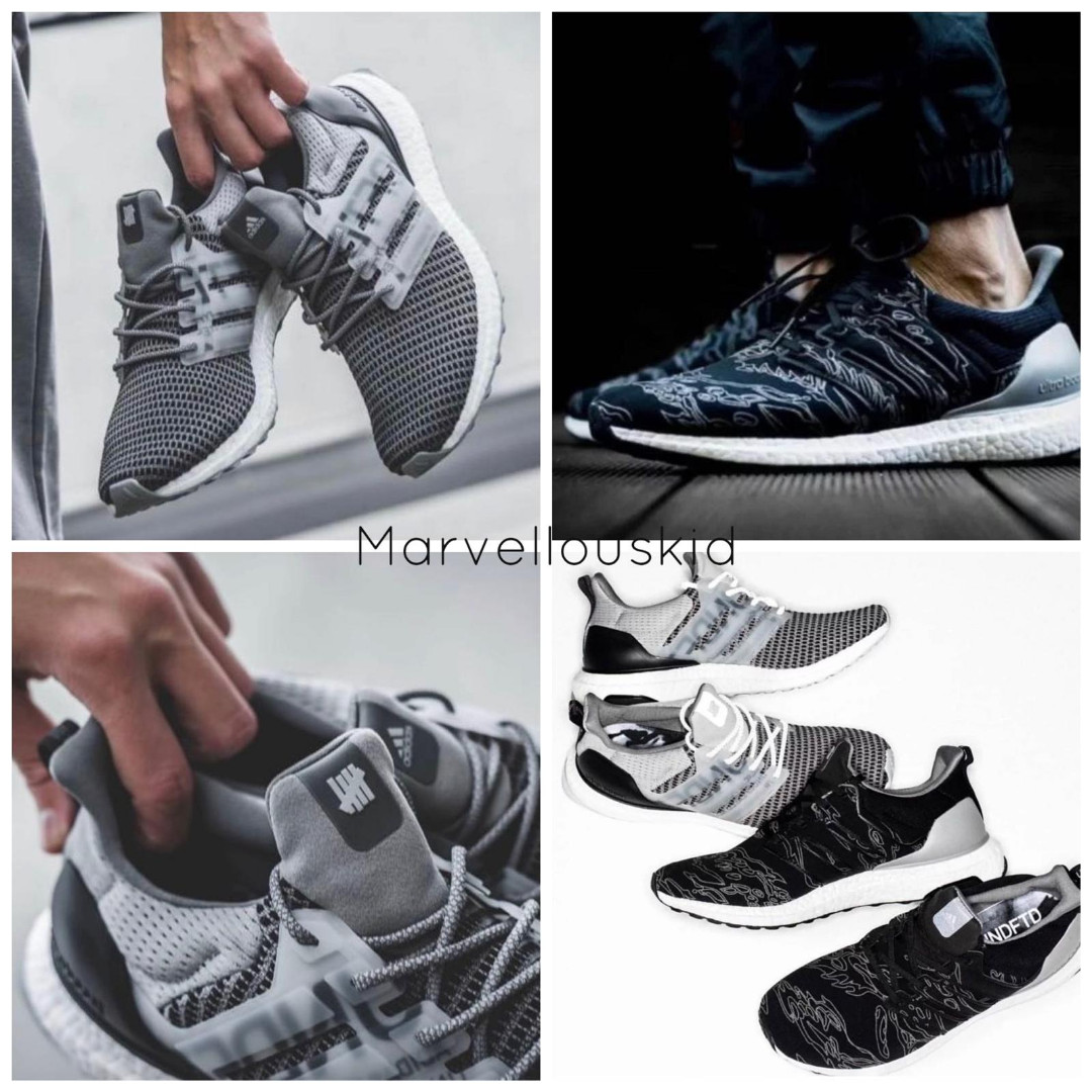 993a6077c62b7 Adidas Ultra Boost Undefeated