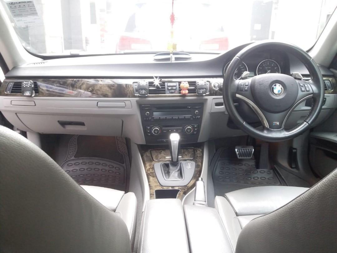 BMW 335I COUPE 2006