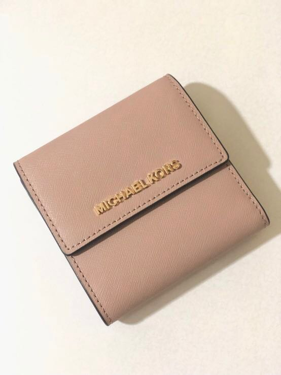 2a09856f8a7634 BN] Michael Kors Trifold Wallet, Women's Fashion, Bags & Wallets ...