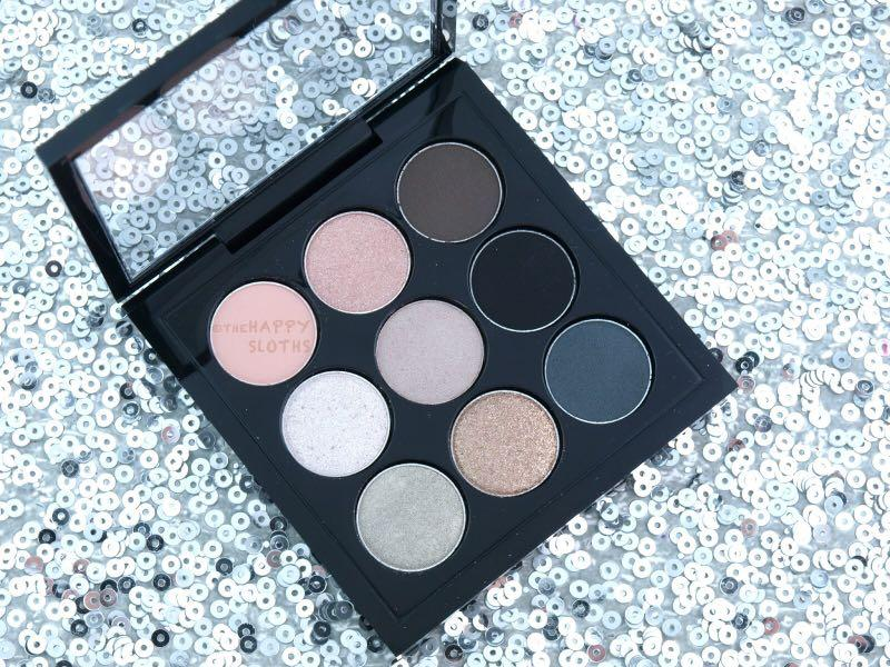 BNIB MAC Smoky Metallic Times Nine Eyeshadow Palette