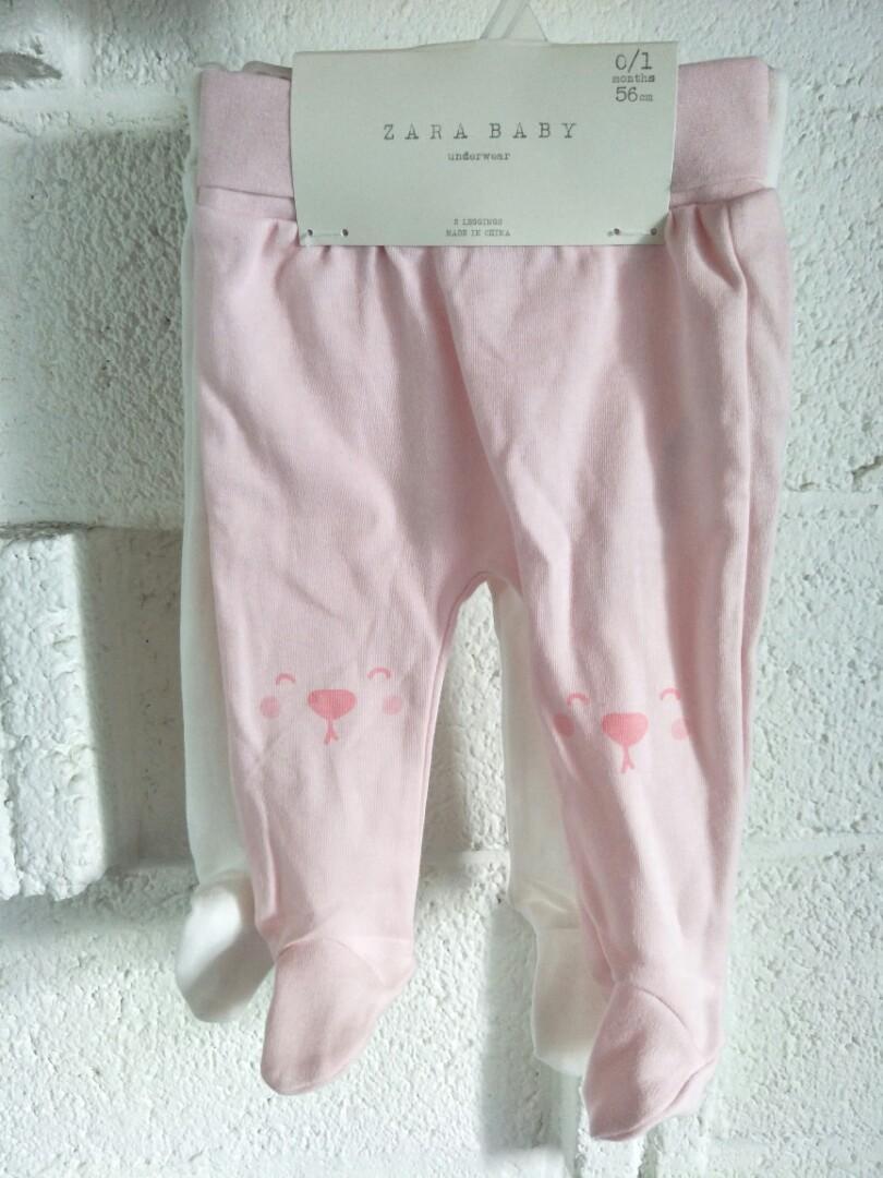 BNWT Zara Baby Girl Leggings