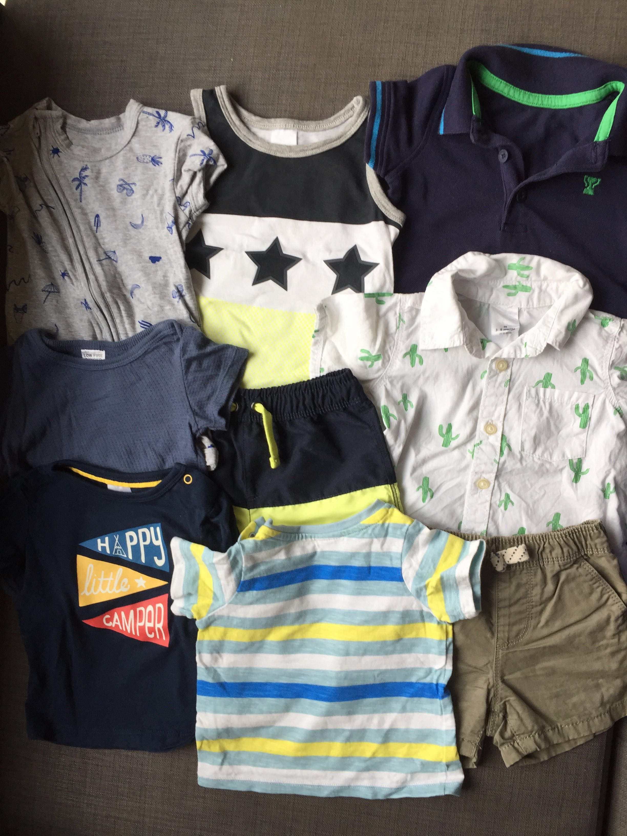 e8ef23d476ae Boys bundle 3-6 months, Babies & Kids, Babies Apparel on Carousell