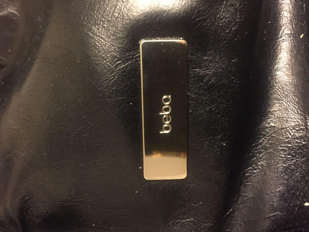 Brand new beba accessories black handbag
