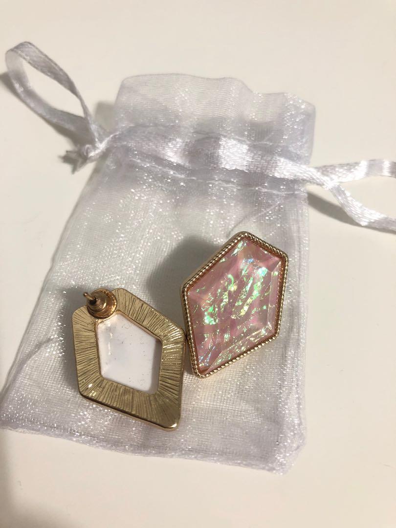 Brand New gem earrings