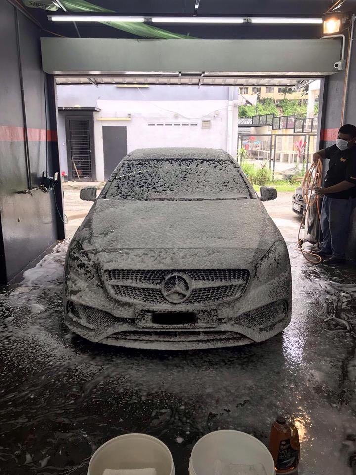Car wash/Polish/Coating/Detailing - part/full time