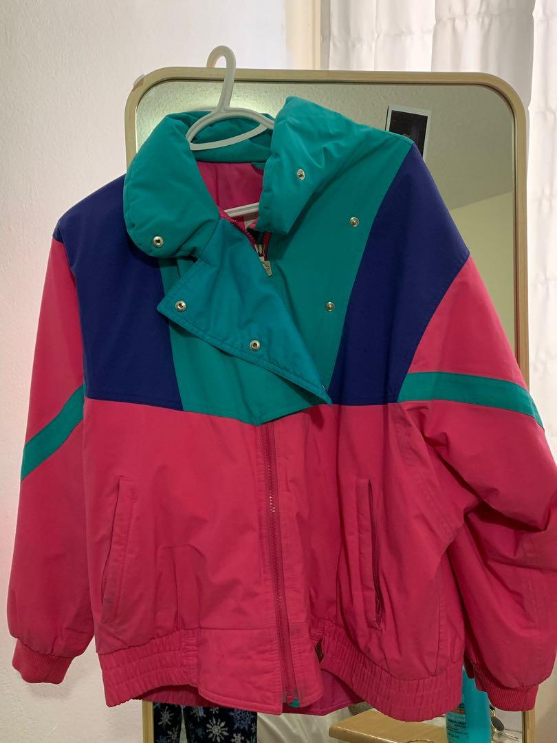 Colorful Puffy Jacket