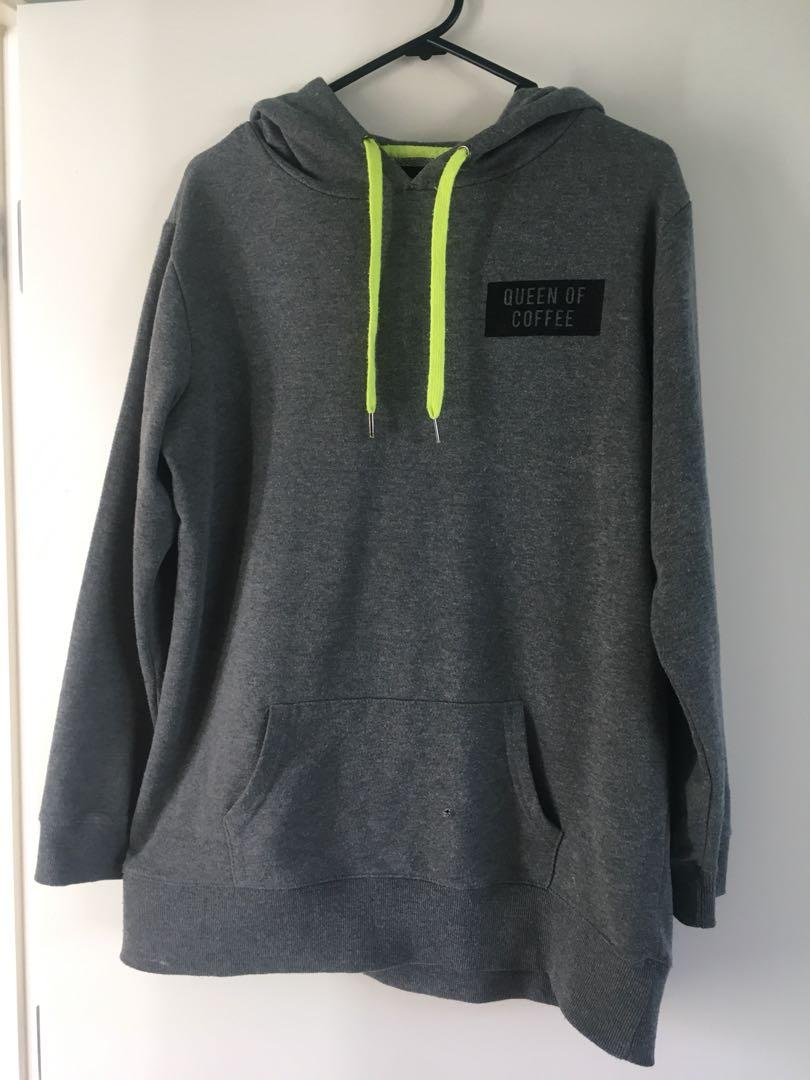Cotton On Grey Hoodie ⚡️ Size M