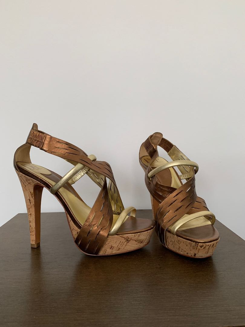 cc714b8a7 Diane von Furstenberg heels, Women's Fashion, Shoes, Heels on Carousell