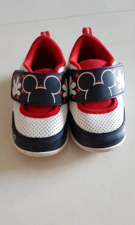 18bb1d30e23d Disney Mickey Mouse Toddler Boy Shoes (Size 15cm)