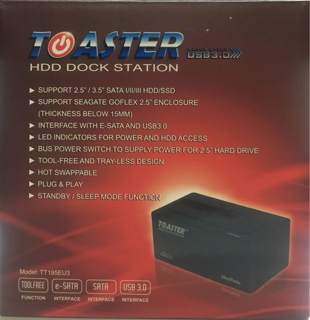 HDD Dock Station