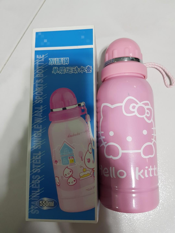 ea4fc6aca Hello Kitty 550m Stainless Steel water bottle, Home Appliances ...