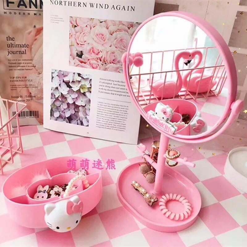 92e9d73ab Hellokitty mirror with jewelry box ✅with jewelry ✅new design 🌸PRE ...