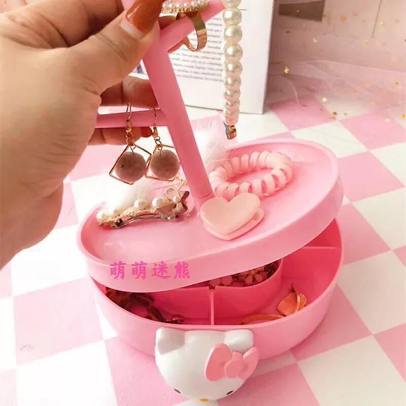 d561bfced Hellokitty mirror with jewelry box ✅with jewelry ✅new design 🌸PRE ORDER  ONLY!!, Women's Fashion, Accessories on Carousell