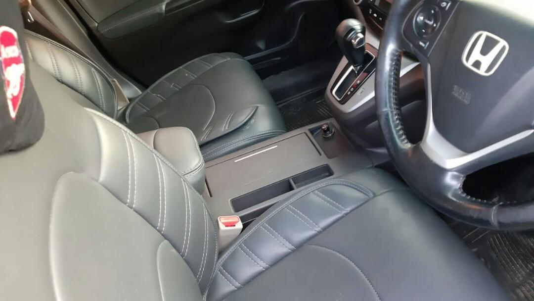 Honda CRV 2.4 Prestige matic tahun 2012 ss lengkap pajak hidup