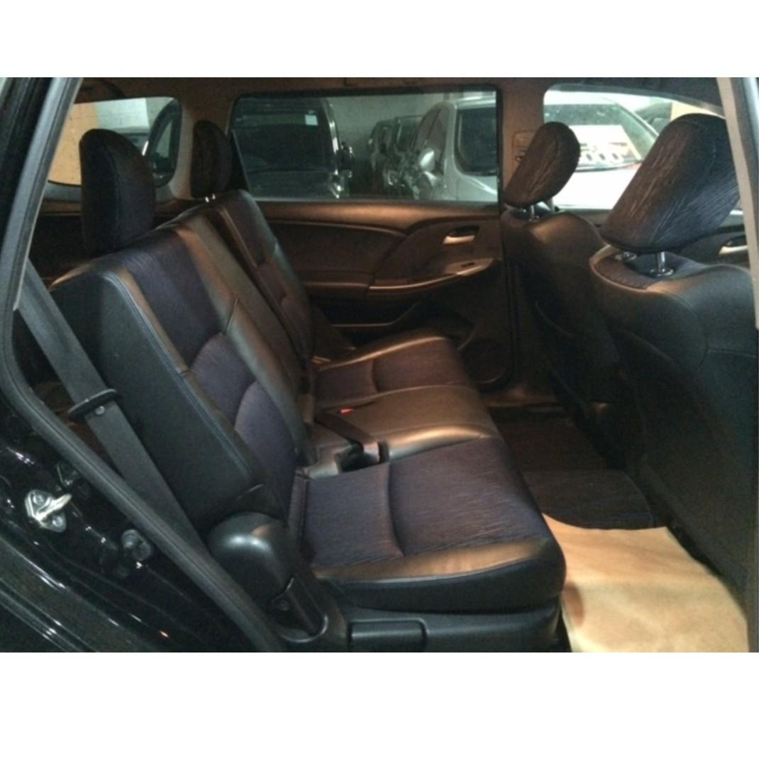 HONDA ODYSSEY ABSOLUTE RB3 2009
