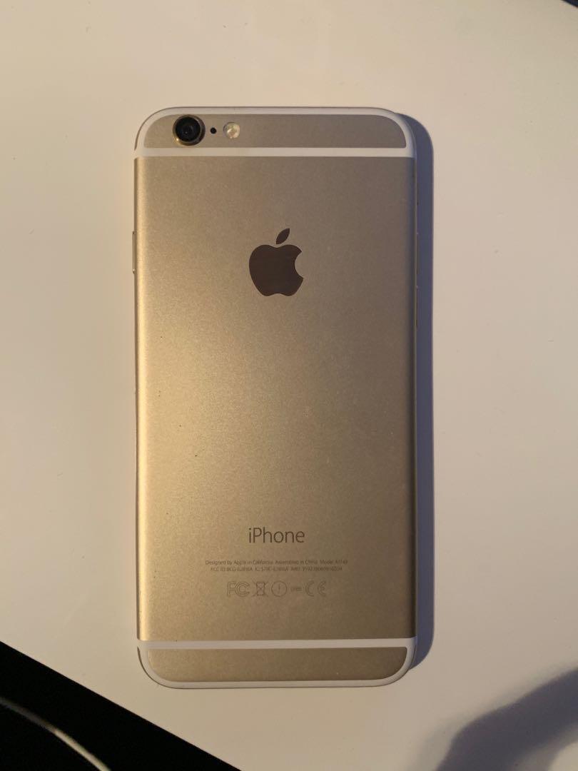 iPhone 6 - GOLD - 64GB