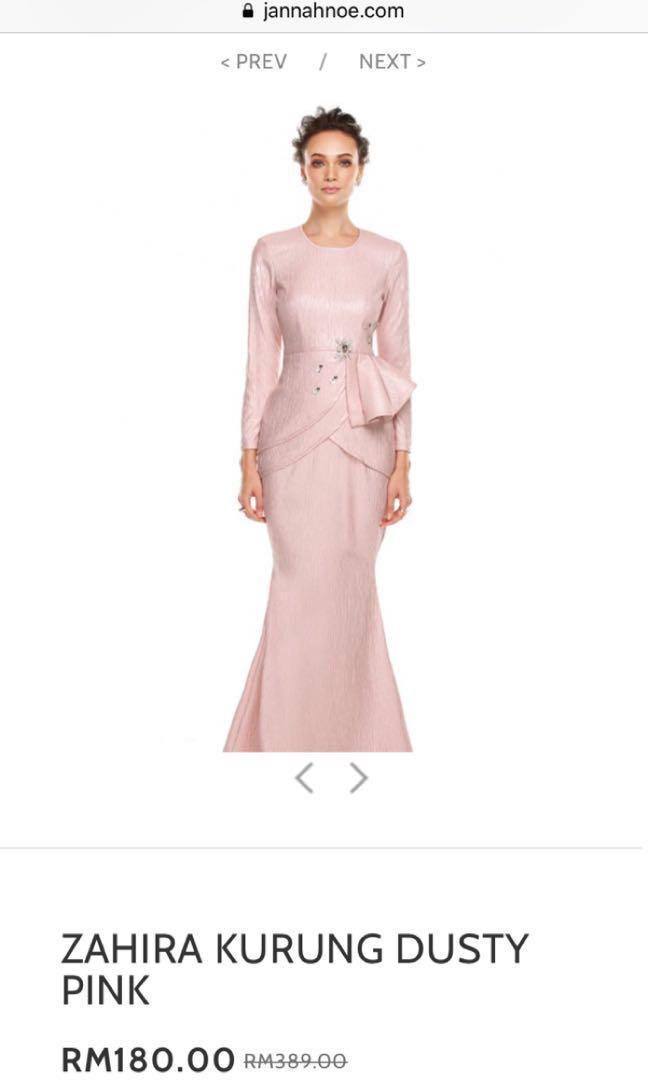 Jannahnoe Zahira Kurung, Muslimah Fashion, Two-piece on ... on
