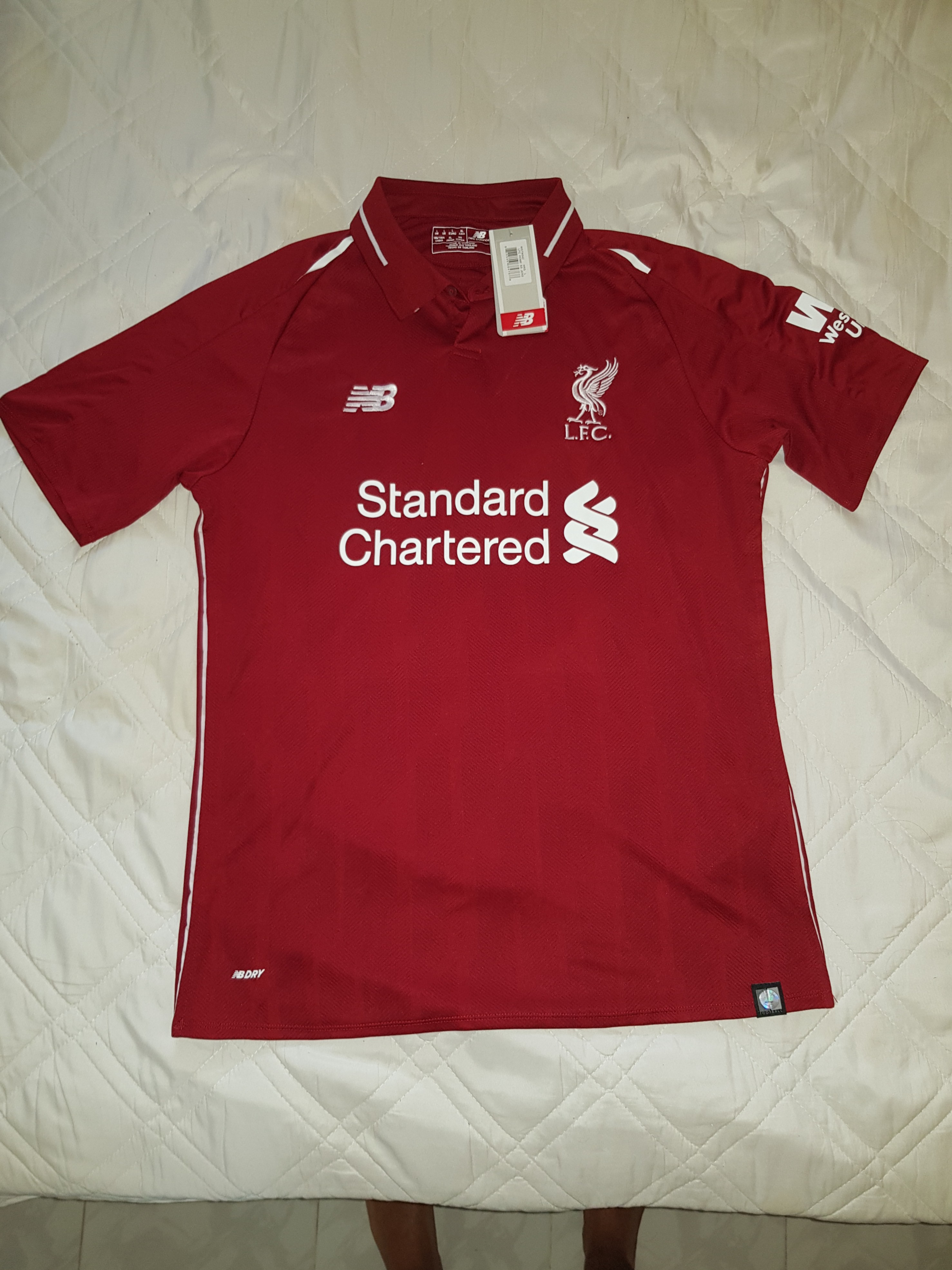 9dfde0614 Liverpool Jersey Kit 18 19