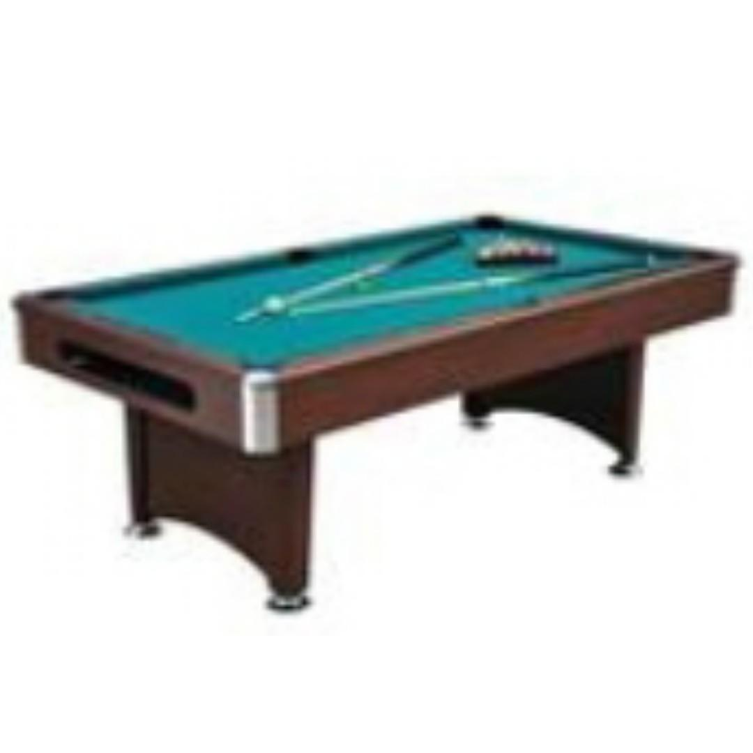 Pool table 6ft (Limited 5 BRAND NEW pieces) USUAL PRICE: $499
