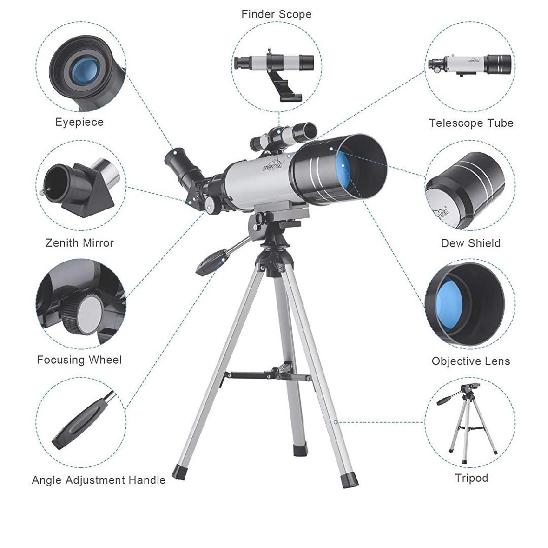 MAXLAPTER Refractive Astronomy Telescope, HD High