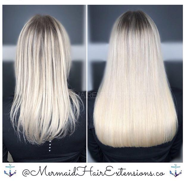 ✨MERMAID HAIR EXTENSIONS✨Premium Quality | Trusted Services
