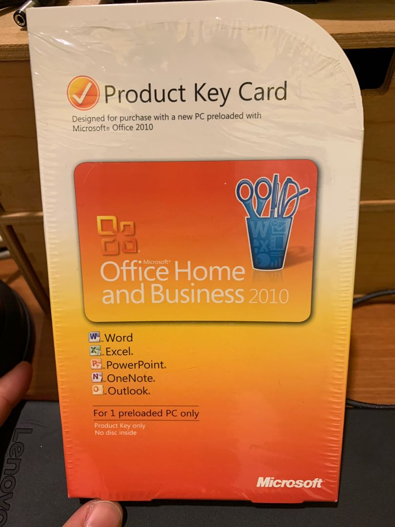 product key microsoft office 2010 home and business