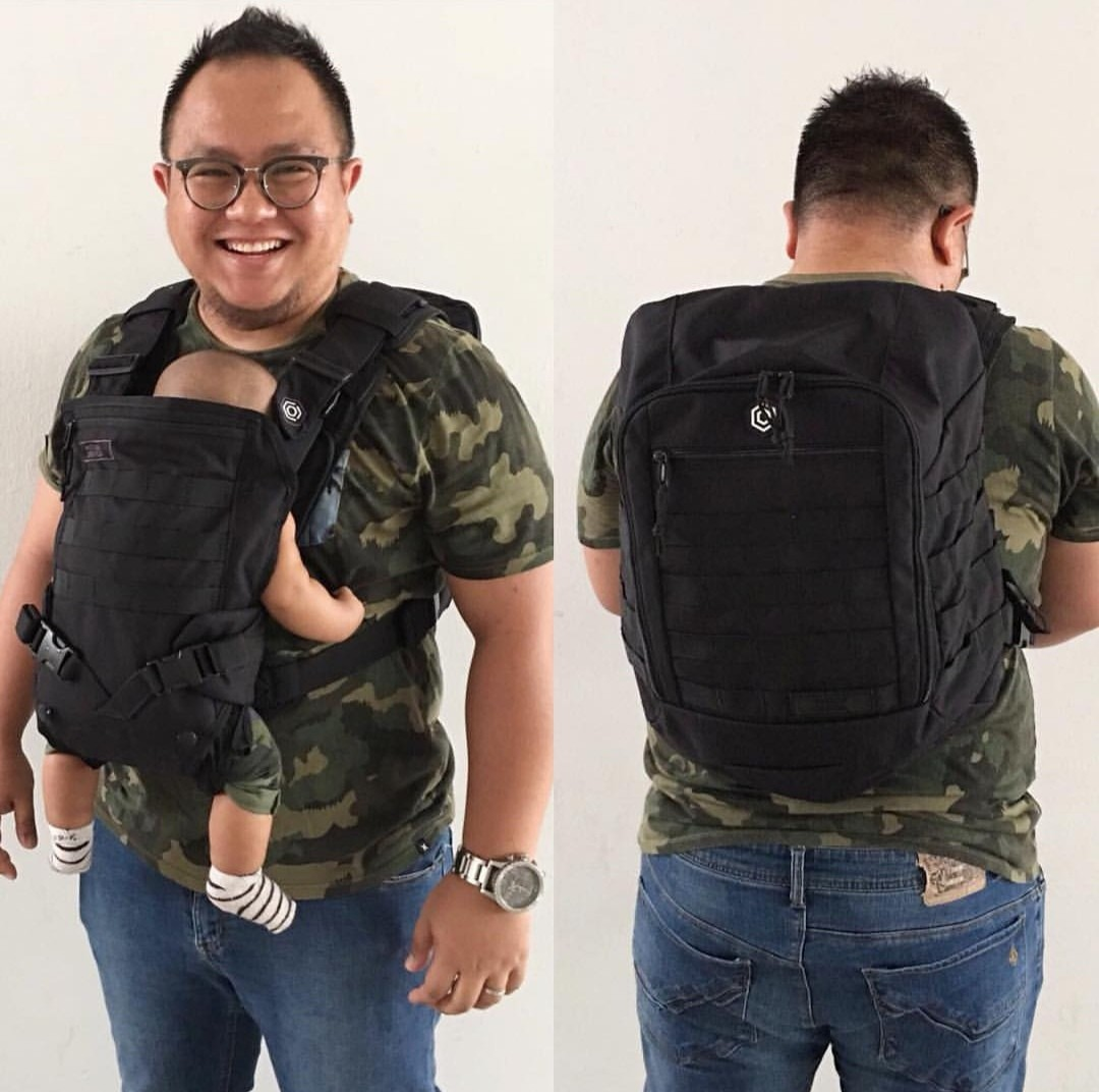 Mission Critical Military Baby Carrier Men S Fashion Bags