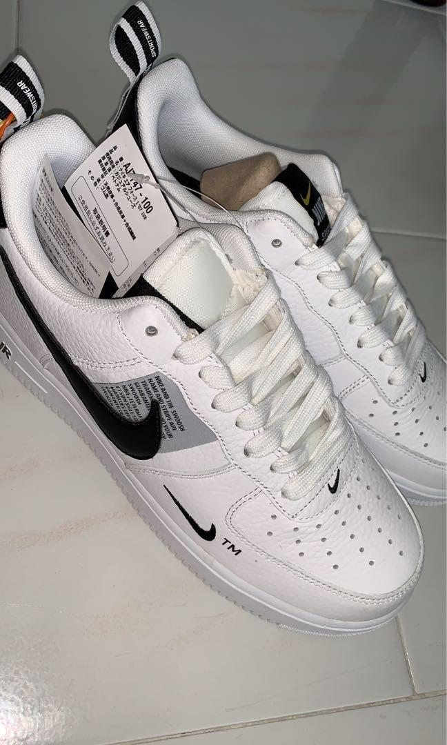 on sale 8b006 13fe4 Nike Air Force 1 utility, Women's Fashion, Shoes, Sneakers ...