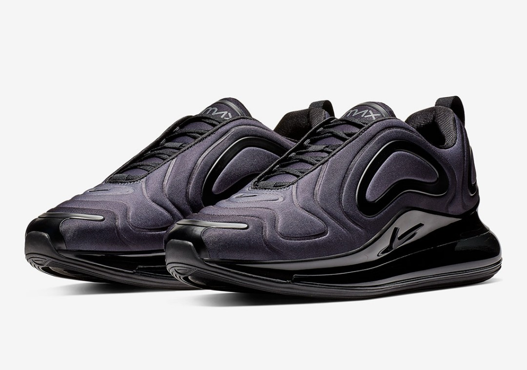 best sneakers 1a4f2 cba03 Nike Air Max 720 Total Eclipse (BNIB), Men s Fashion, Footwear, Sneakers on  Carousell