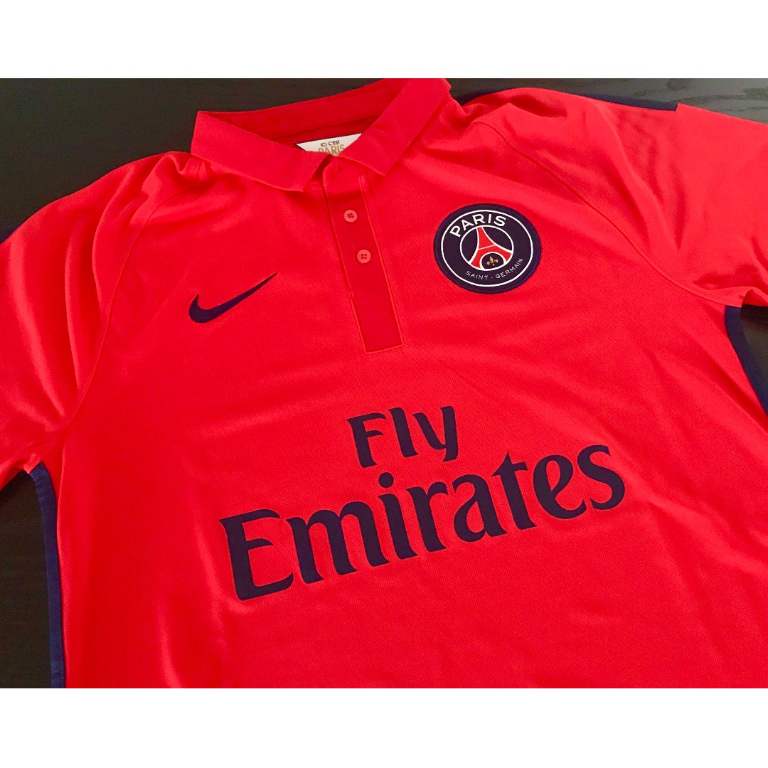 hot sale online 19aca 0d4ff Nike PSG 2014/15 Third Kit Brand New
