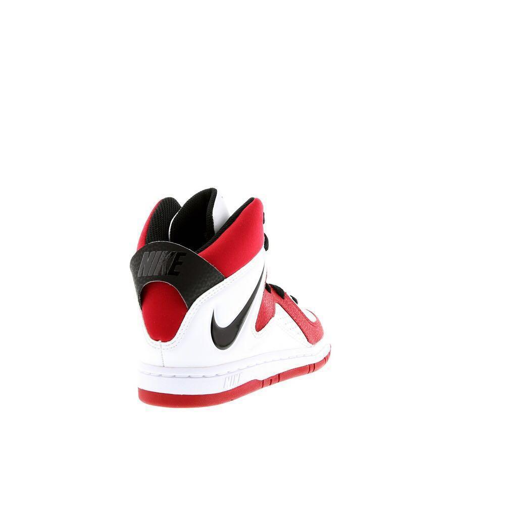 Nike Red and Black Youth size 6.5 /Women 7
