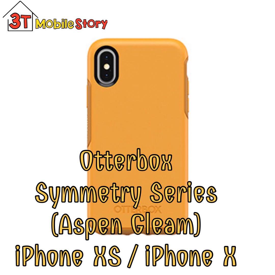 competitive price 02631 0b74f Otterbox Symmetry (Aspen Gleam) iPhone XS / iPhone X