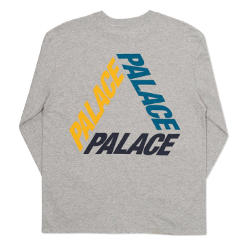 03630fbc6430 Palace Grey Long Sleeve P3