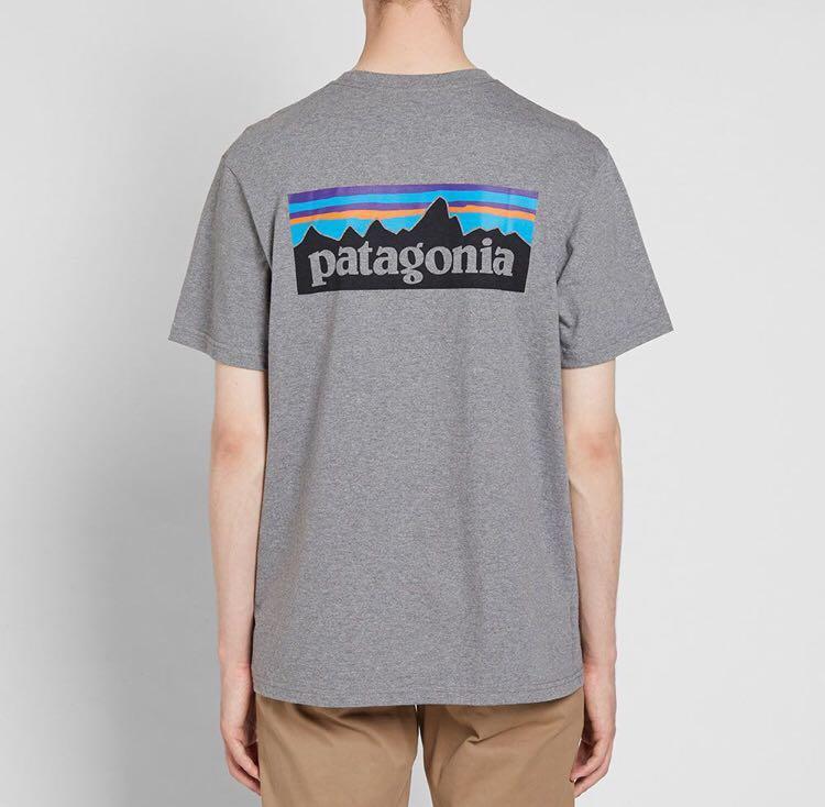 Patagonia Tee GREY 預訂