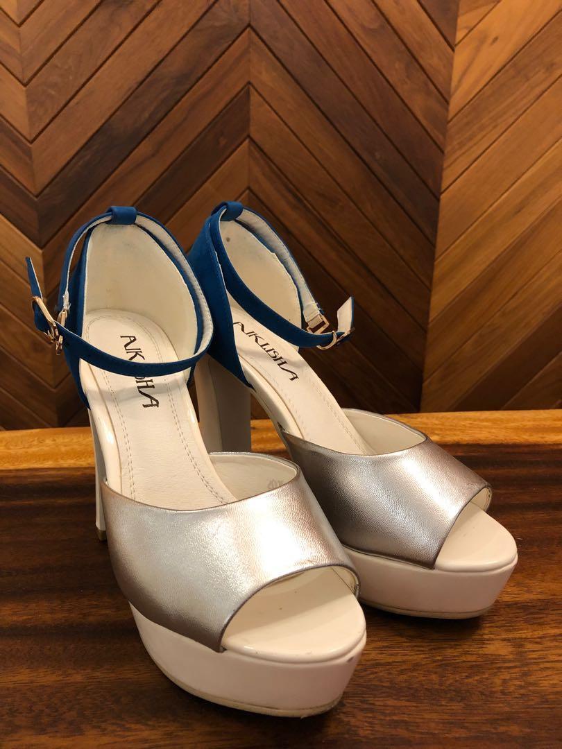 Platform heels from Korea