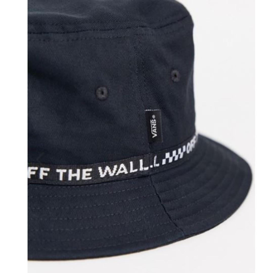 4a69bcf9d0b (Pre-Order) Vans Bucket hat