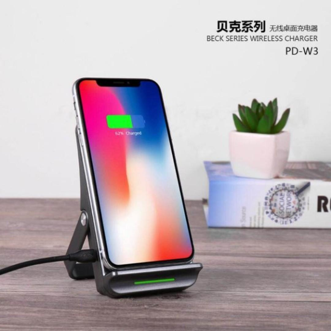 PRODA PD-W3 Beck Series Wireless Charger