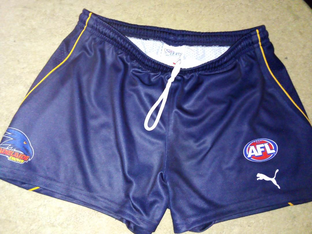 PUMA ADELAIDE CROWS AFL OFFICIAL Men's  team shorts Size XL