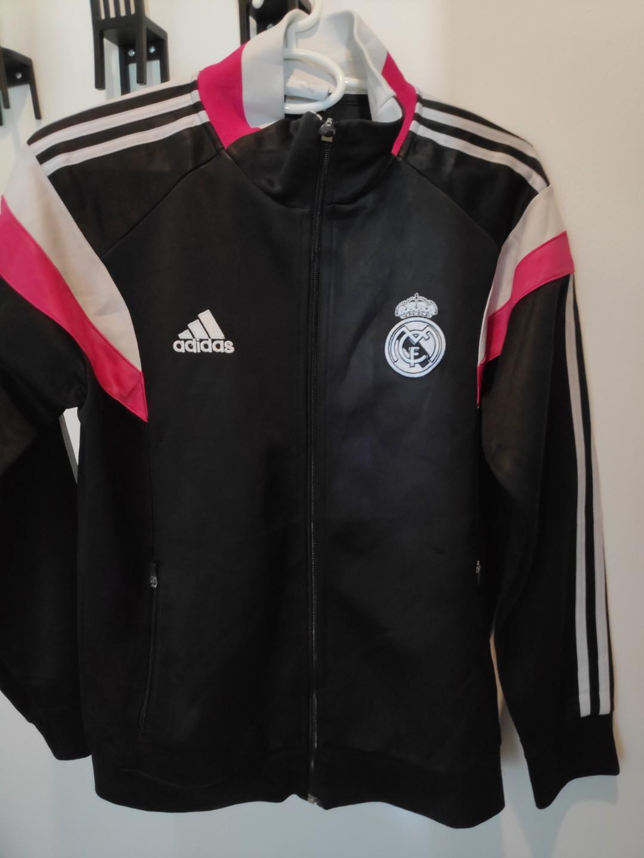 7d5bdc3678ee Real Madrid Adidas Track Jacket